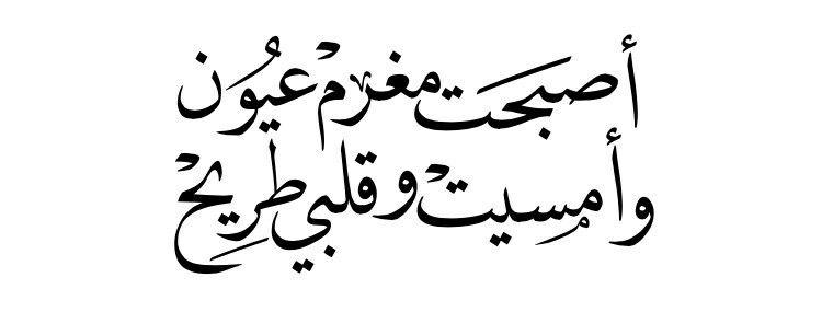امسيت وقلبي طريح Simple Quotes Words Quotes Beautiful Quotes