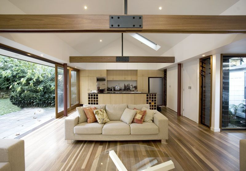 Gorgeous use of space my style pinterest extension for Living room extension ideas