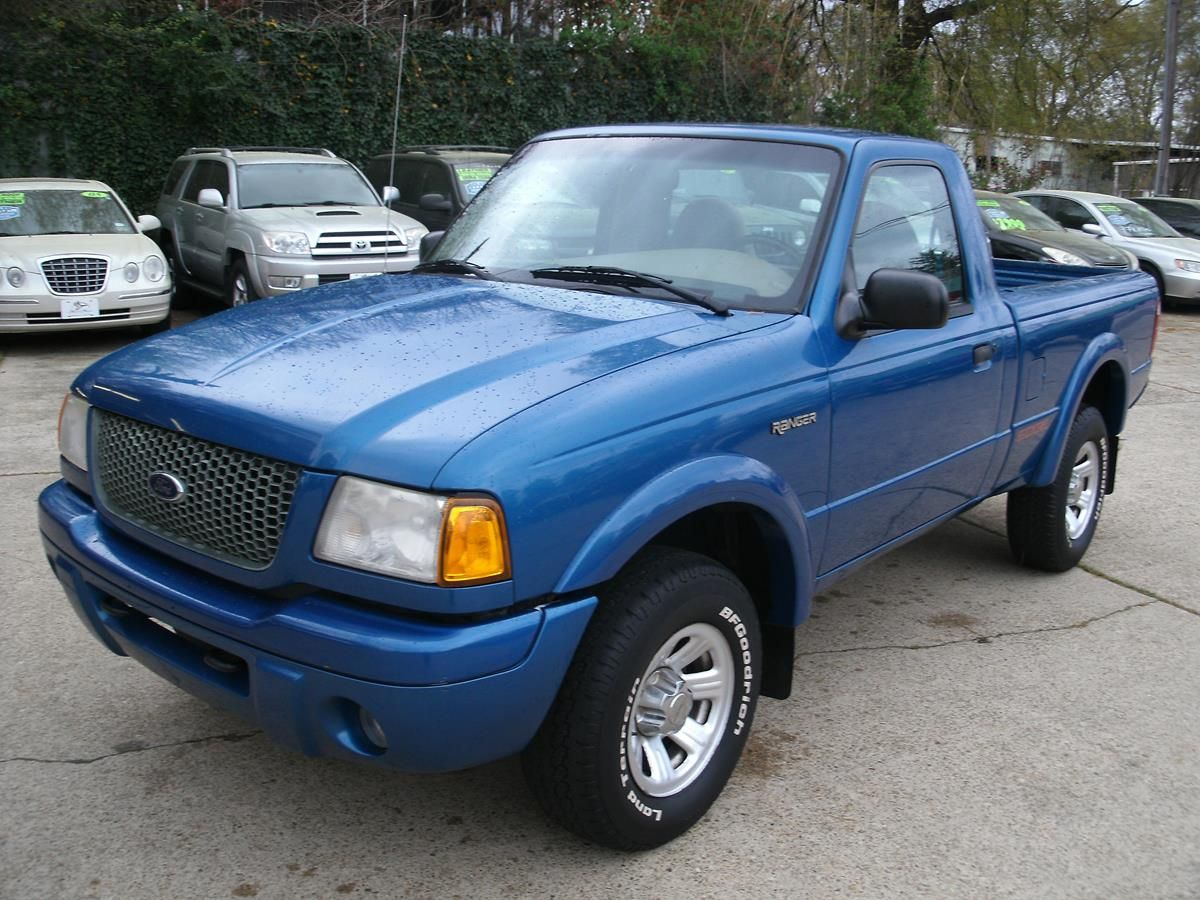 ford ranger edge 2001 vehiculos