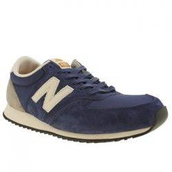 new balance u420 azul gris
