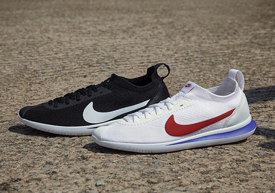 The Nike Cortez Flyknit arrives overseas beginning tomorrow. Get another  look at the shoe here