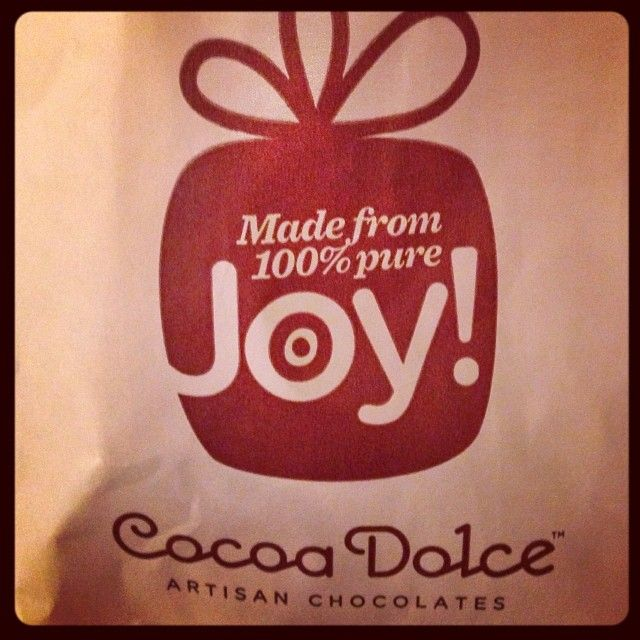 I love when #datenight ends in dessert!! #cocoadolce #yum - @Ashley Haggard on Instagram
