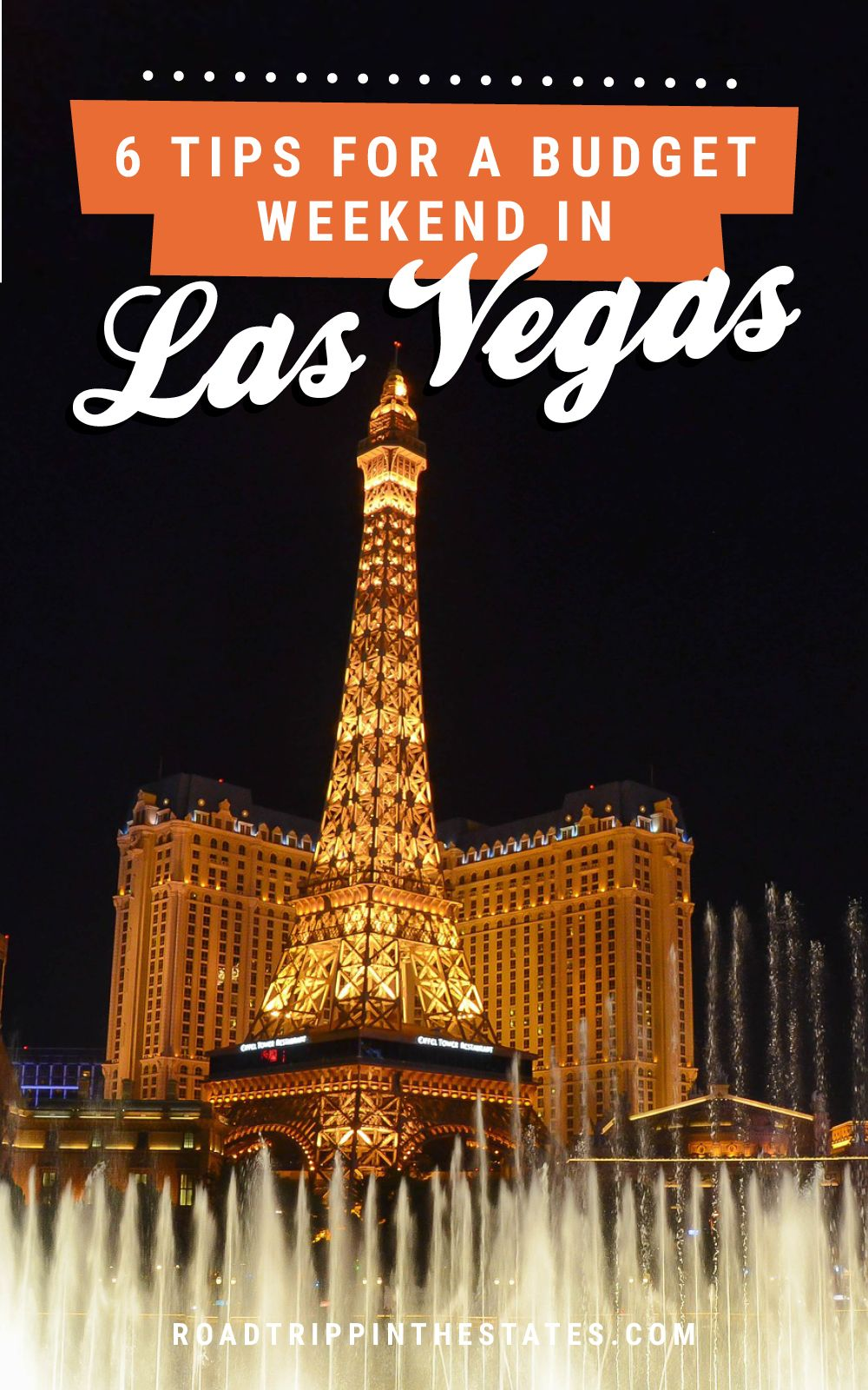 A Guide To Visiting Las Vegas: 6 Tips For Visiting Las Vegas On A Budget
