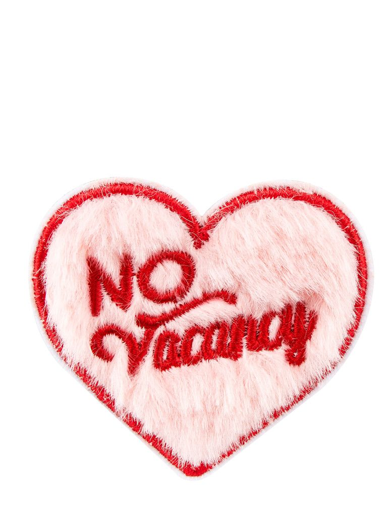 Skinnydip No Vacancy Plushie Sticker