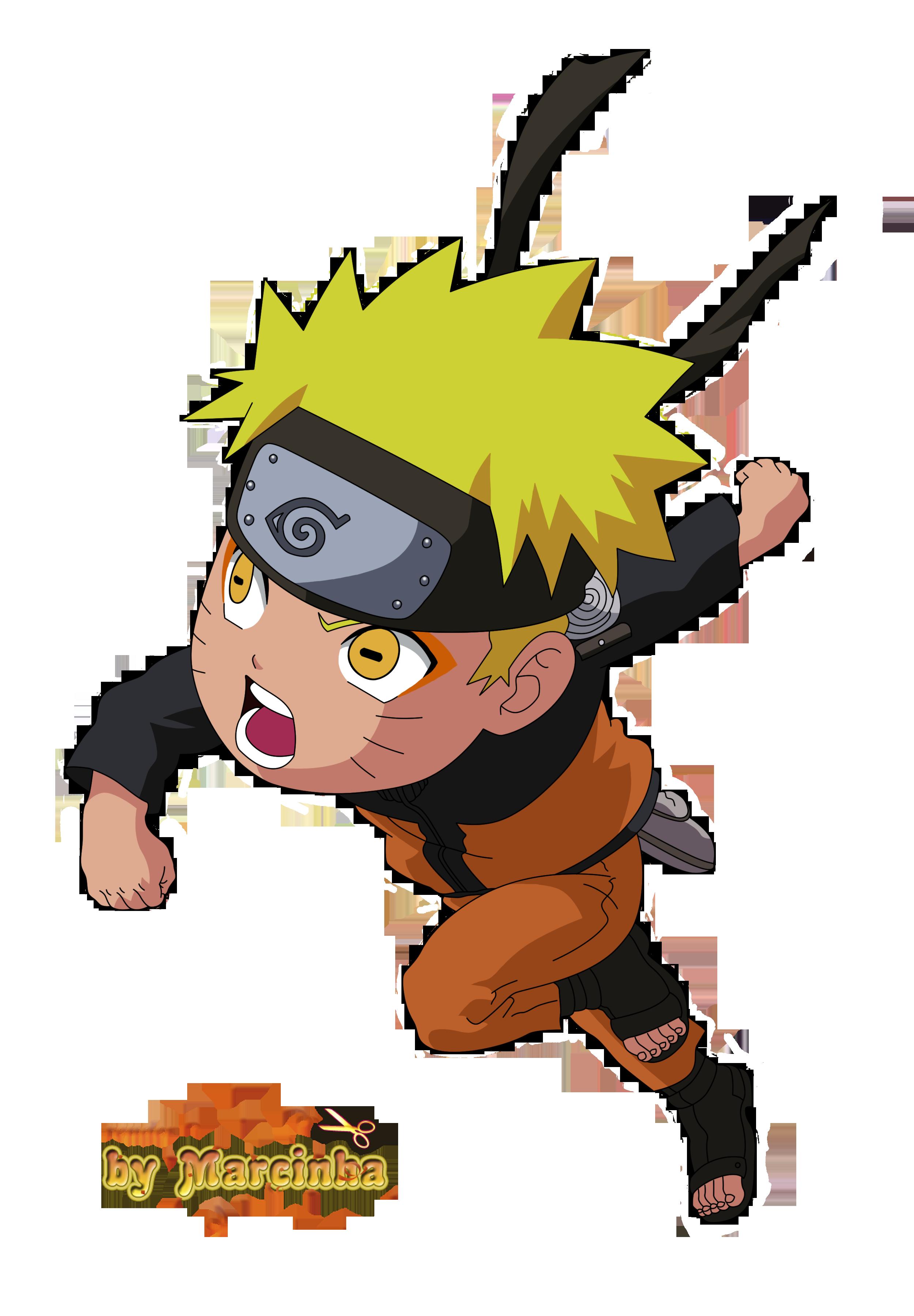PNG Chibi Naruto Uzumaki Sennin by Marcinha20.deviantart
