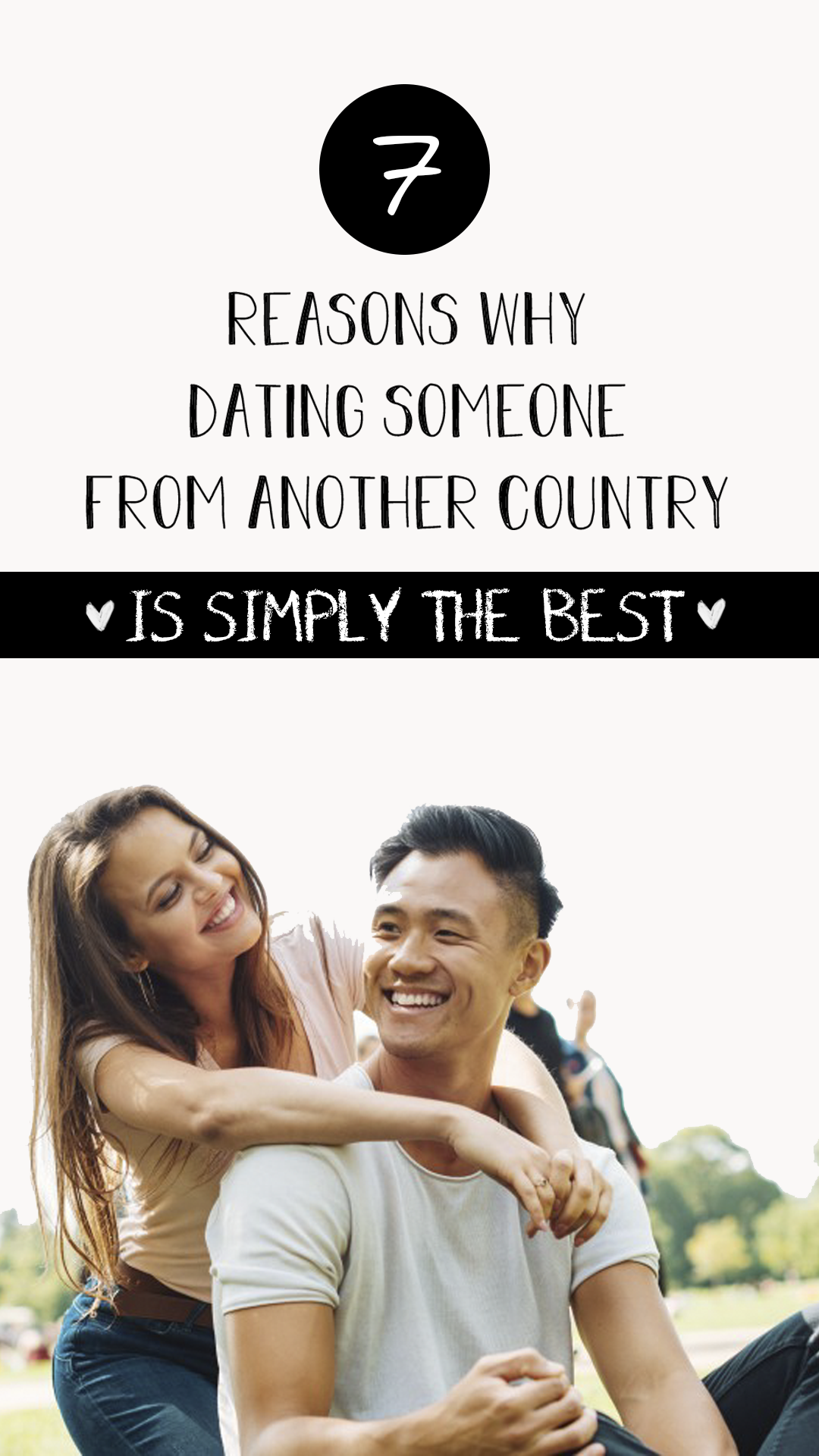 dating someone from a different country