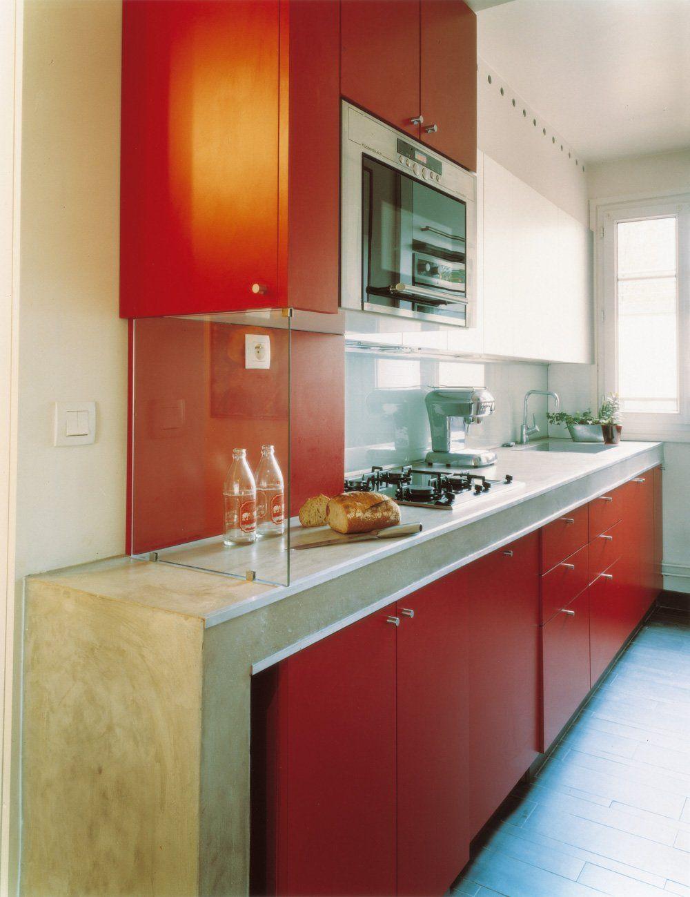 Comment choisir son plan de travail de cuisine ad - Comment couper plan de travail cuisine ...