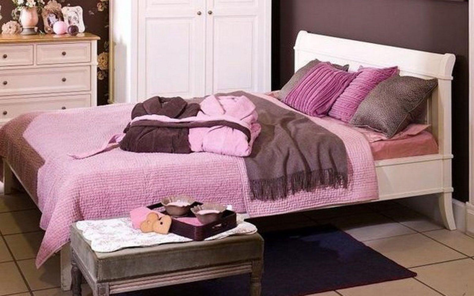 Pink And Black Bedroom Designs Fair Cutebrownandpinkteenbedroom  Teen Girl Room Ideas Design Inspiration