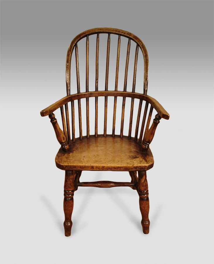 Excellent Childs Antique Windsor Armchair Sofas Antique Dining Uwap Interior Chair Design Uwaporg