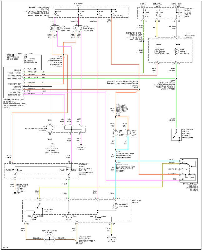 2002 Dodge Wiring Diagrams