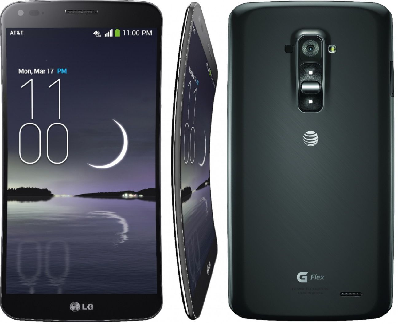 Lg g flex curved display price specification details