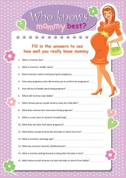 Fun Baby Shower Games To Make Your Shower A Memorable Day Best Baby Shower  Games 250x353