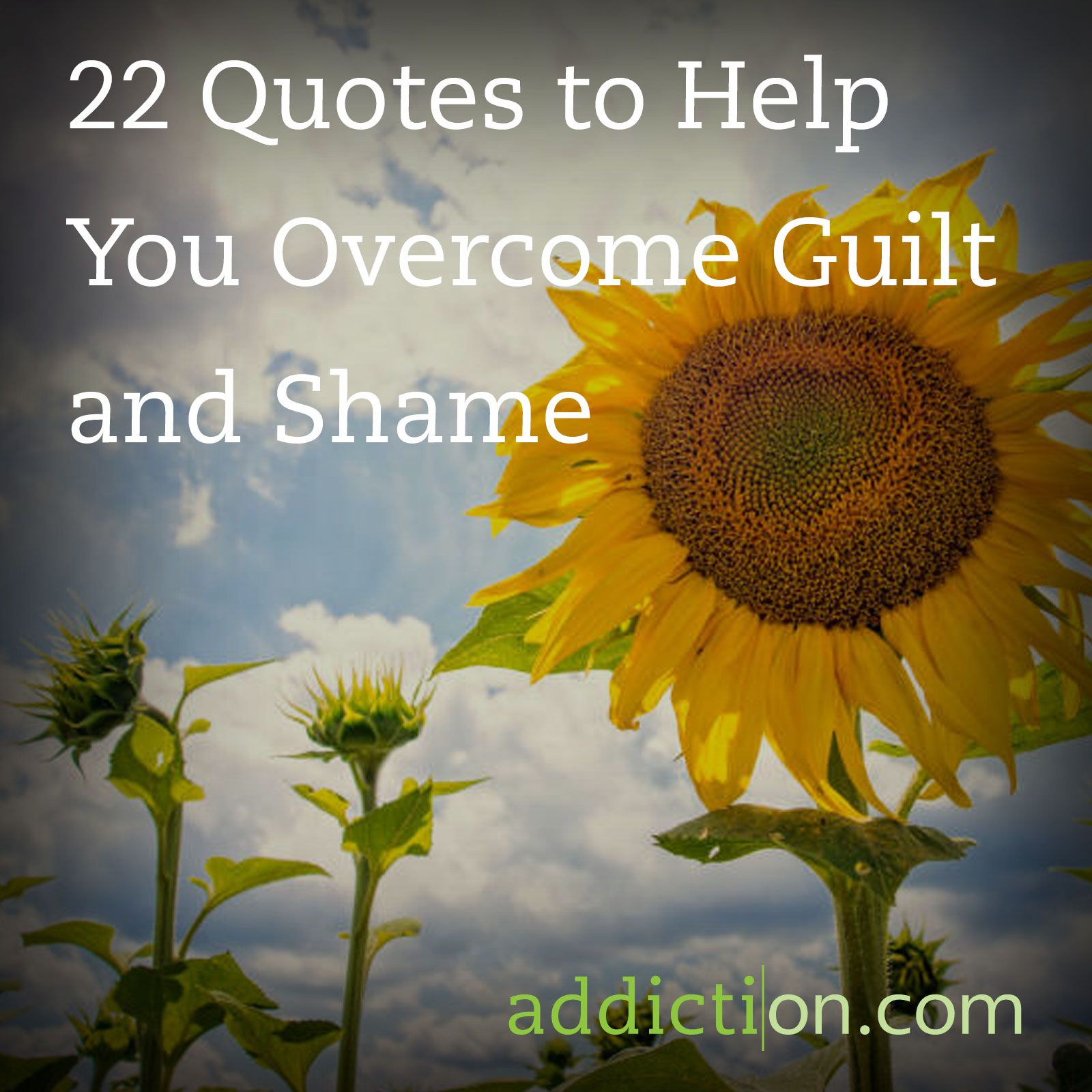 22 Quotes To Help You Overcome Guilt And Shame