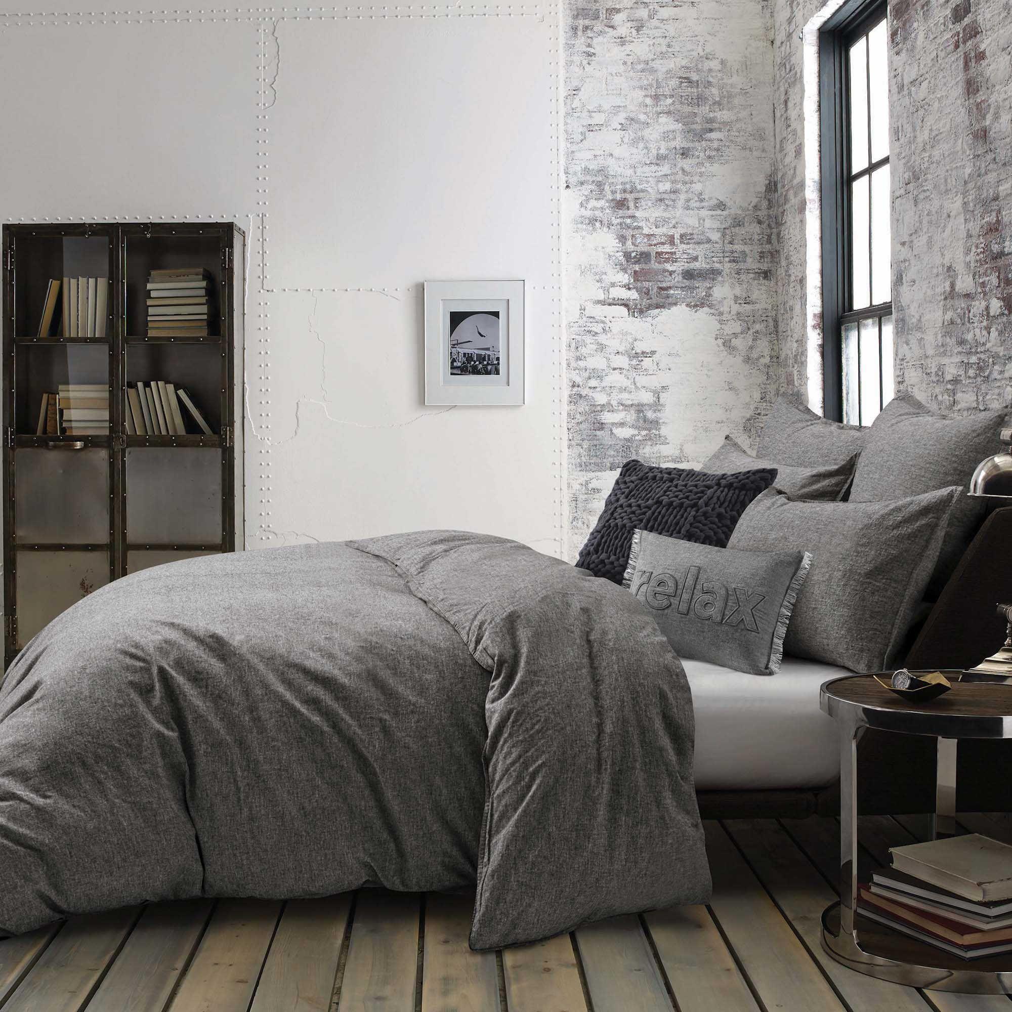 Kenneth Cole Mineral Yarn Dyed Comforter Set Bedroom Comforter