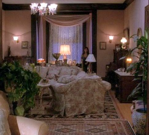 Charmed House Inside Movie Setshomes T Charmed