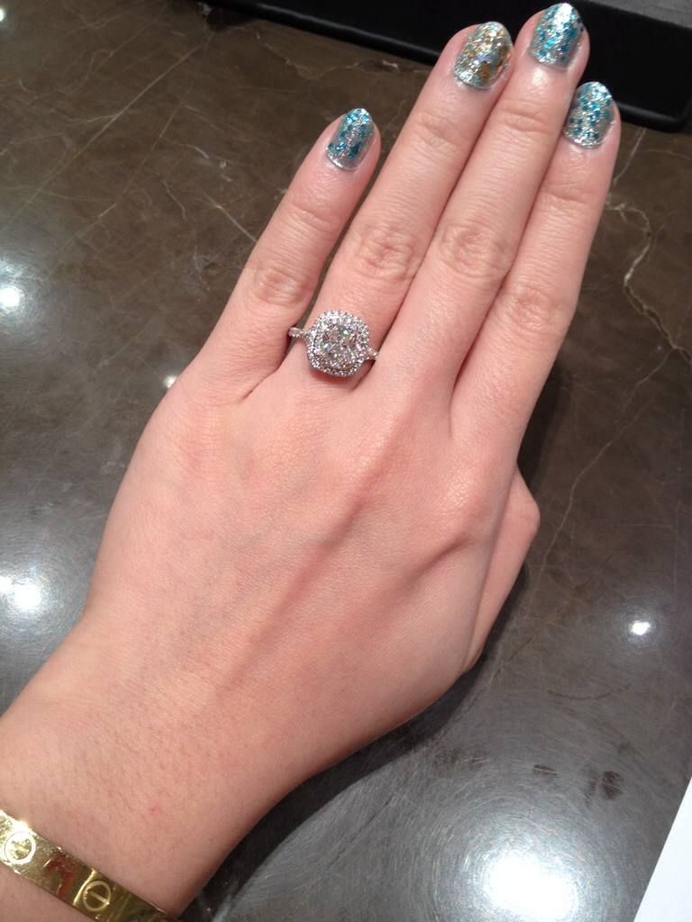 soleste fvs2 1 23 carat rings ii