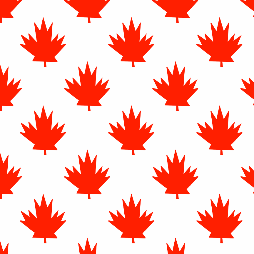 We Are Giving You Best Canada Day Border Pictures Images Wallpapers And Clip Art For Free It Is The National Day Of Can Digital Paper Canada Day Maple Leaf