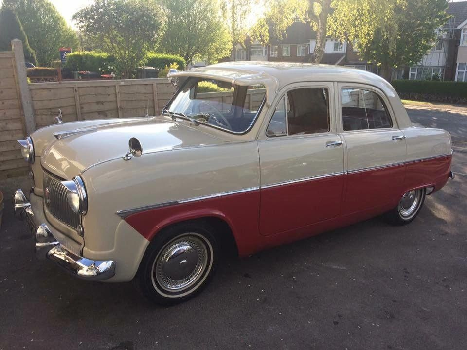 Ebay Ford Consul 1955 Classiccars Cars Fordclassiccars Classic Cars British Vintage Cars Car Ford