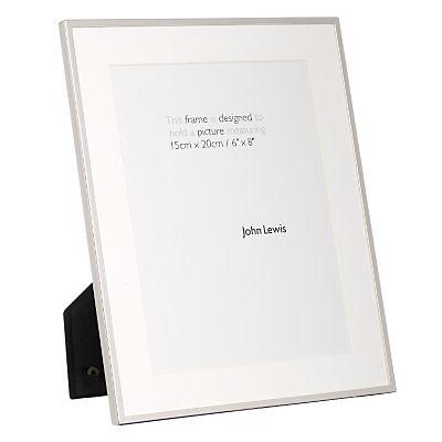 Buy John Lewis Daya Photo Frame Range online at JohnLewis.com - John Lewis