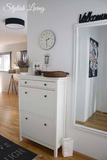 der flur der erste eindruck z hlt wohnen pinterest schrank flure und haus. Black Bedroom Furniture Sets. Home Design Ideas