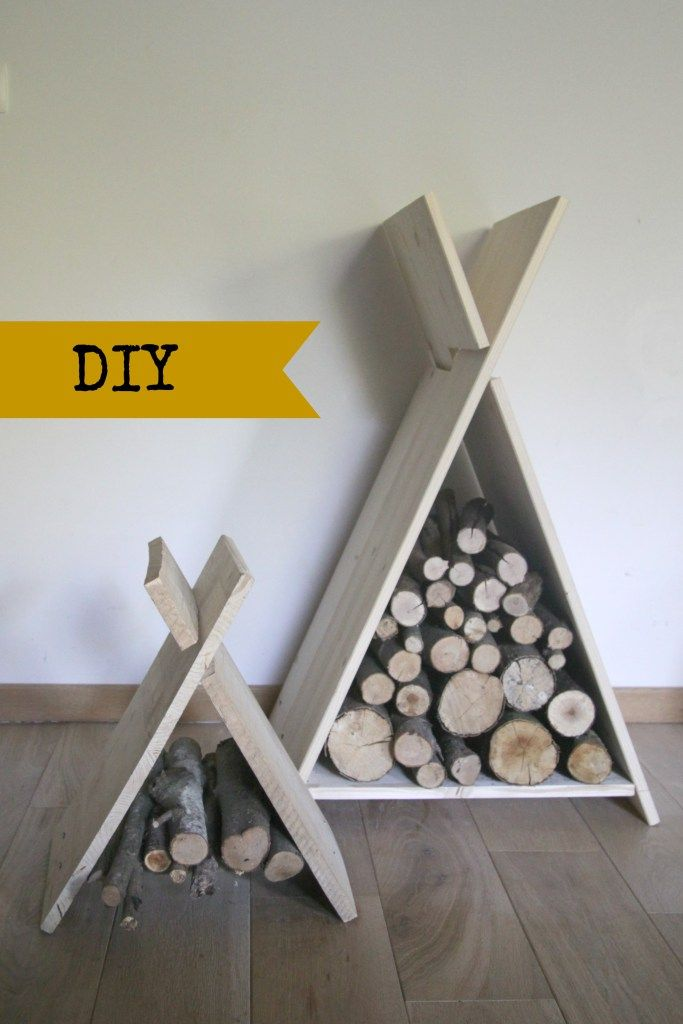 Le DIY de la maison du bois ⋆ les petites idées de Mity  + PROJET DIY #14 A