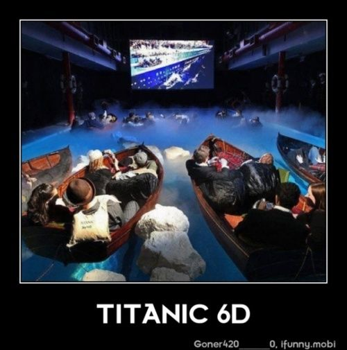 Now THAT is how to watch Titanic