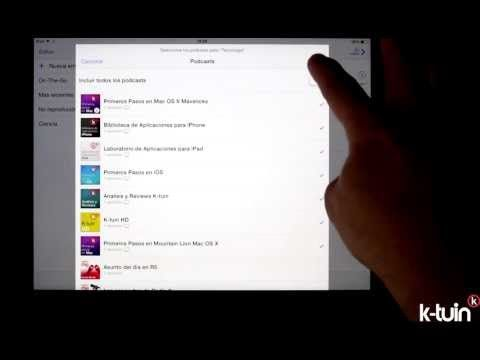 App Ipad Podcast Aplicacion Oficial De Apple Ipad Mejores