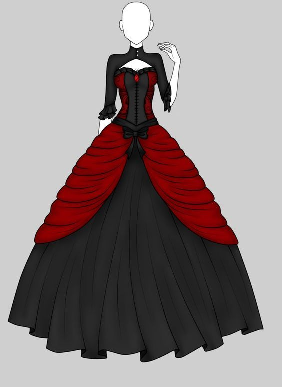 Pin by Jessica Storm on clothes for characters | Pinterest | Ball ...