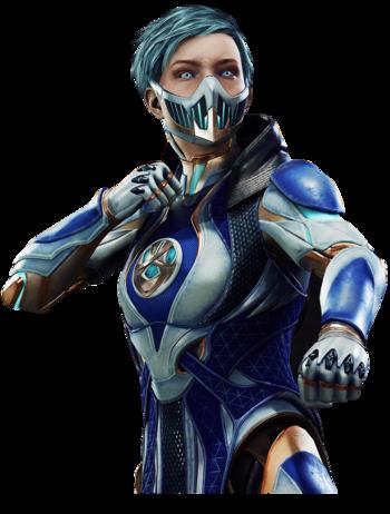 Frost Mortal Kombat Wiki Fandom Powered By Wikia Mortal Kombat Art Mortal Kombat Mortal Kombat Characters