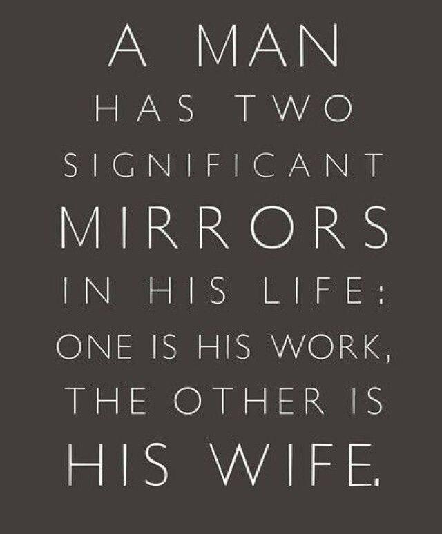 I Am My Son's Mirror.