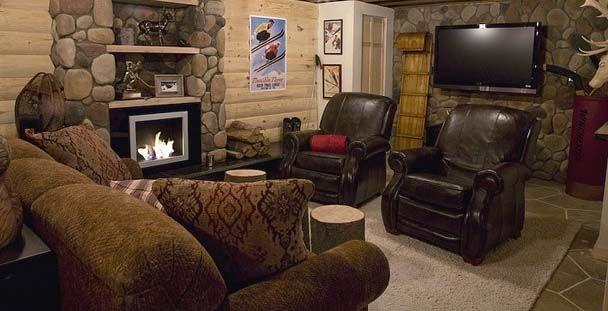 rustic man cave man cave basement man cave design man cave on incredible man cave basement decorating ideas id=25136