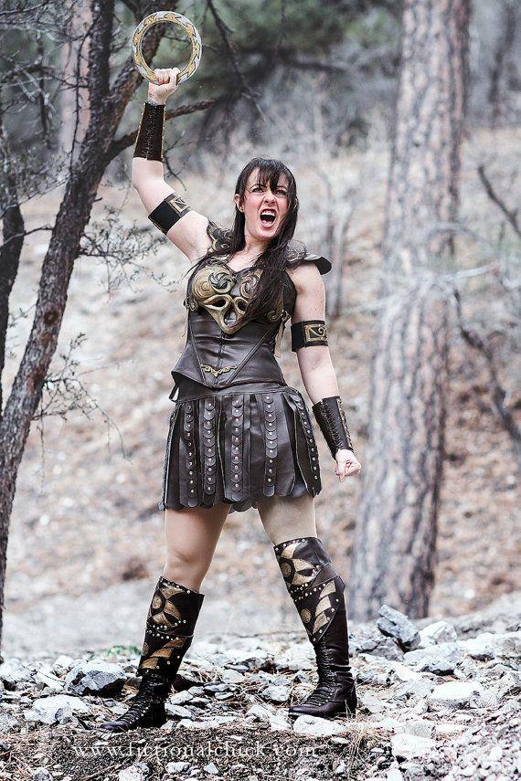 Xena warrior princess costume figurinos pinterest warrior xena warrior princess costume solutioingenieria Image collections