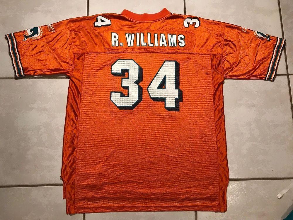 the latest dafdd 17e2d official miami dolphins orange jersey 1e45e 8be6d