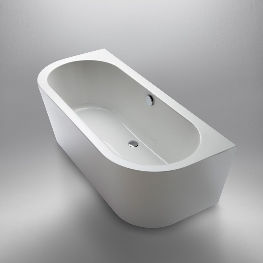 Repabad Livorno 180 80 Oval F Wand Freistehende Badewanne 31671we Sanitaracryl Auch Nicht Freistehend Mo Ovale Badewanne Badewanne Freistehende Badewanne
