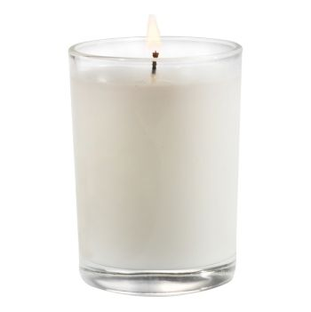 Aromatique Smell Of Spring Votive Glass Candle White Spring Candles Glass Candle Candles Online