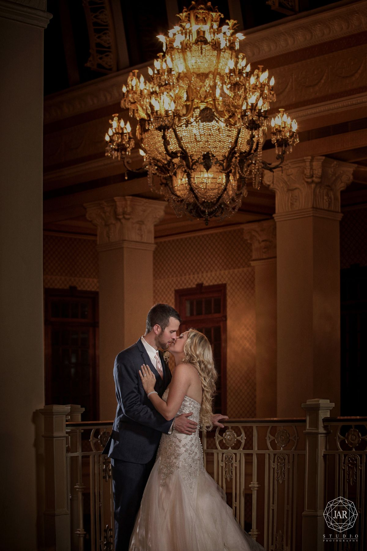 Romantic, luxurious wedding at the Ballroom at Church ...