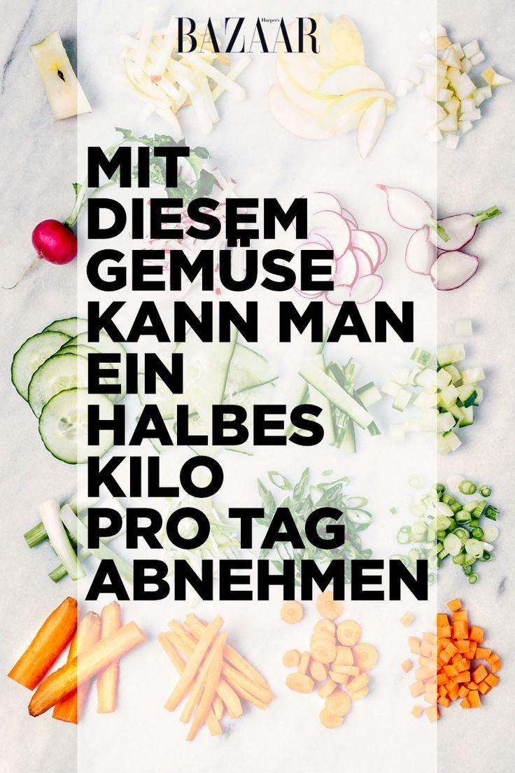 Abnehmen mit Gemüse: Das sind die besten Sorten