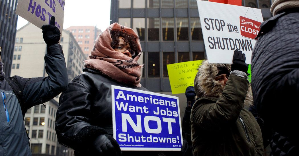 How the Shutdown Reordered American Life Government