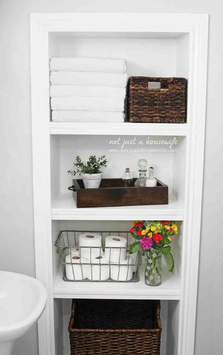 New Post small bathroom storage solutions visit ...