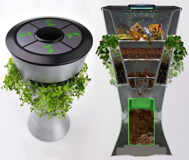 Compost Your Picnic in Public Urban Compost Bin | Institution ...