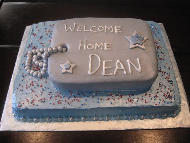 welcome home soldier cake ideas i ll bring dessert patriotic