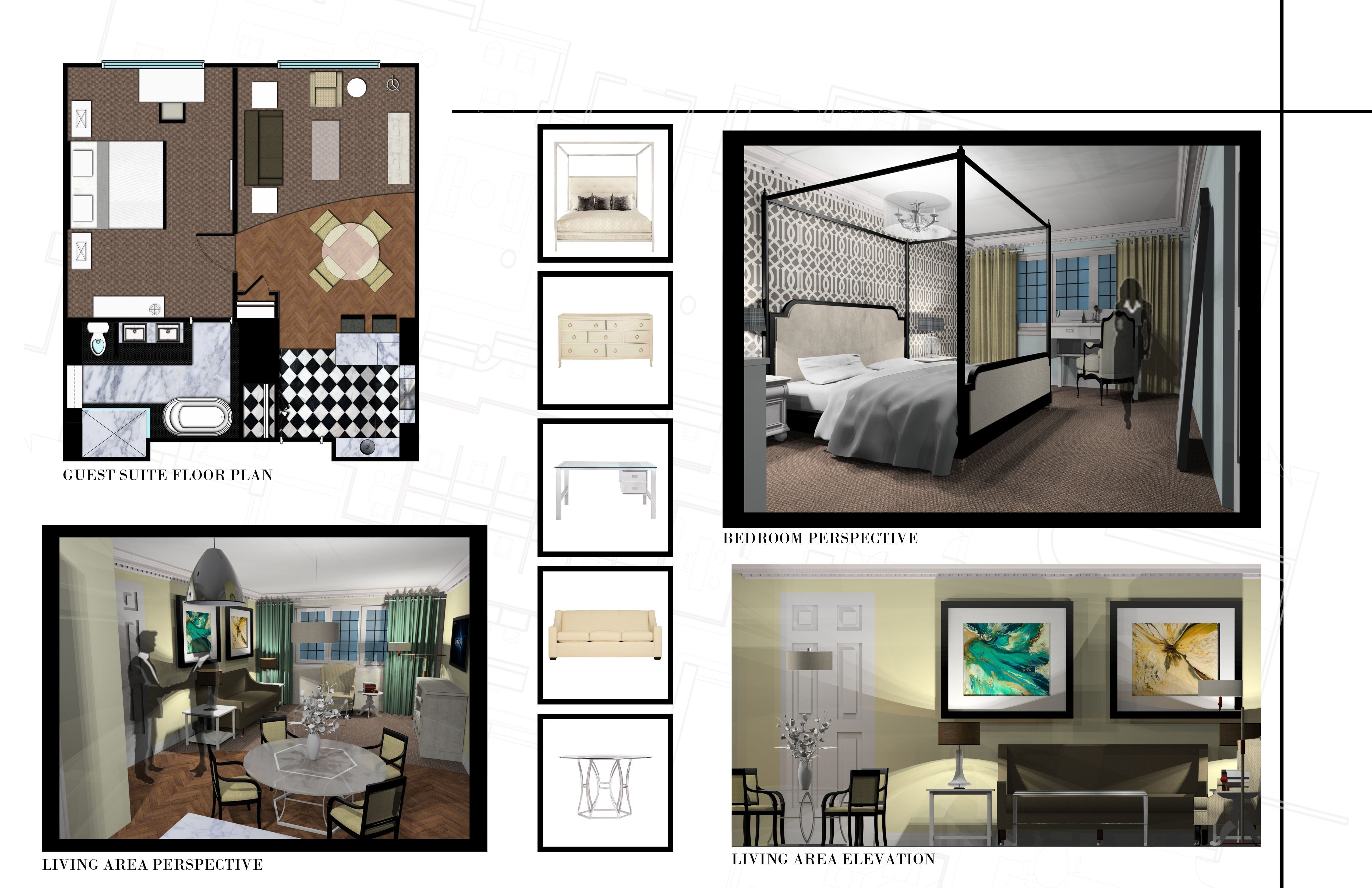 Sample Portfolio Of Interior Design Student Fresh Interior Design