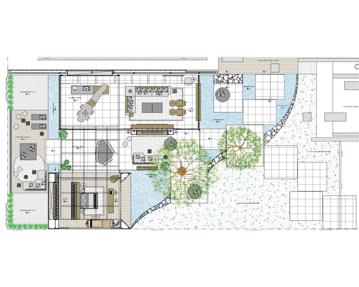 Birds Eye View Sketch Of Indoor Outdoor House Jpg Pixels