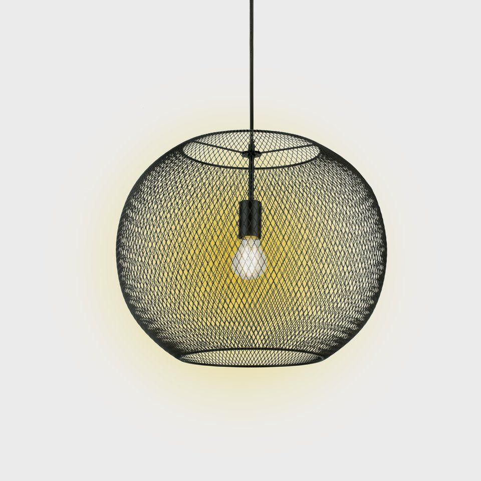 Stiltalent Stiltalent By Toom Pendelleuchte Big Grid ǀ Toom Baumarkt Pendelleuchte Schwarzes Metall Led Leuchtmittel