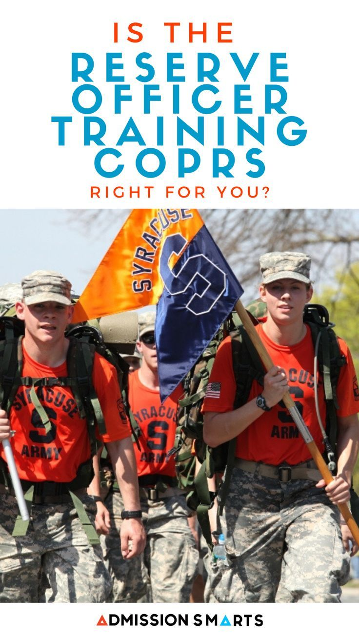 ROTC is short for Reserve Officer Training Corps, which is