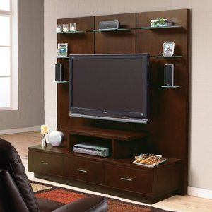 Welton 5th Avenue Ii 2 Piece Home Entertainment Center