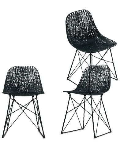 Awesome Carbon Chair By Bert Jan Pot U0026 Marcel Wanders For Moooi.