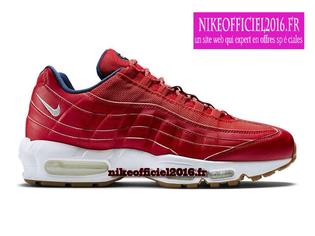air max 95 bleu rouge