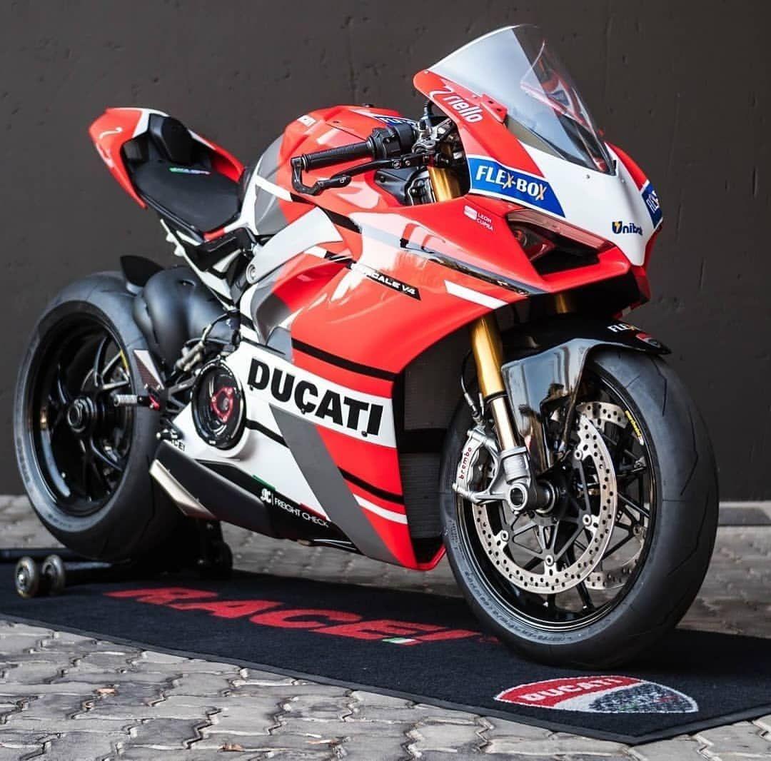 35 5k Likes 99 Comments Ducati Instagram Ducatistagram On Instagram Specimen Custom V4 By Our Friends Race1 In S Ducati Car Wheels Ducati Motorcycles