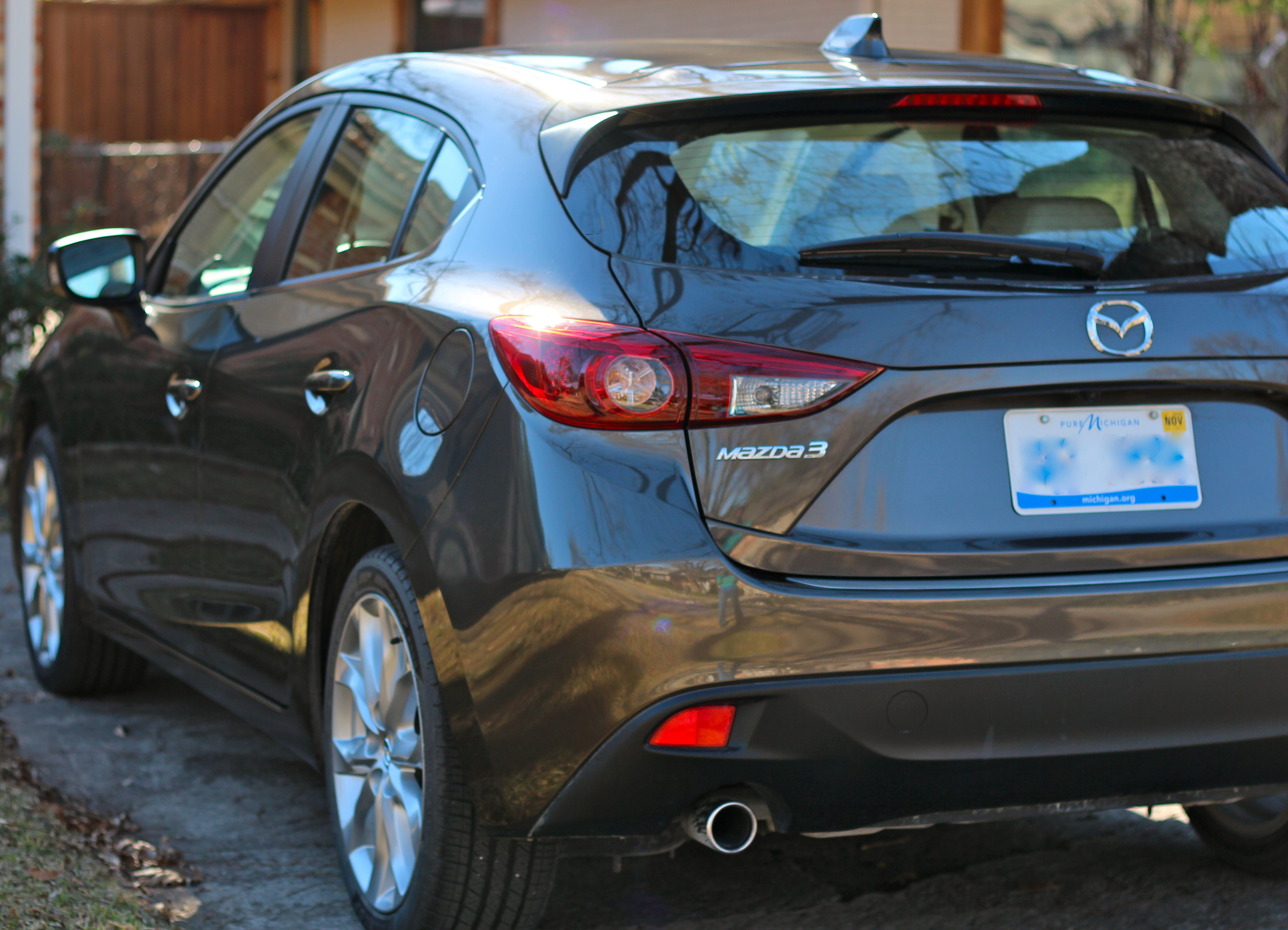 2014 Mazda 3 Tours Efficiently Around Town - Real Posh Mom